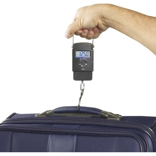 ETA Digital Luggage Scale (Black)