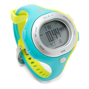 Soleus Women's SR009-805 Chicked Turquoise Watch