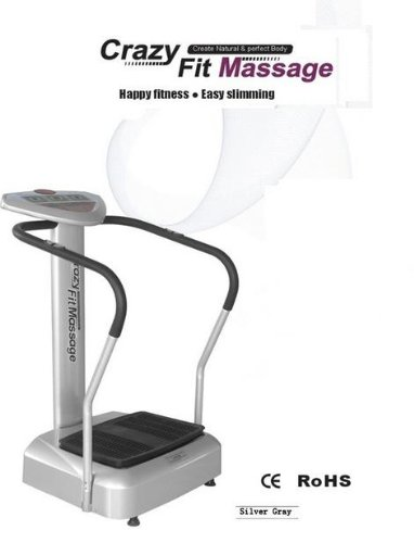 2012 CRAZY FIT VIBRATION MASSAGE PLATE 1000W