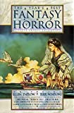 The Year's Best Fantasy and Horror: Seventh Annual Collection (0312111037) by Ellen Datlow