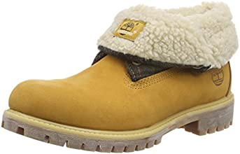 Timberland Roll Top No Af, Men's Ankle Boots