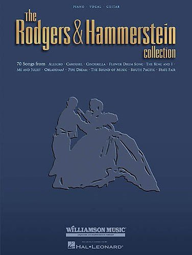The Rodgers And Hammerstein Collection (PVG). Partitions pour Piano, Chant et Guitare(Boîtes d'Accord) Reviews
