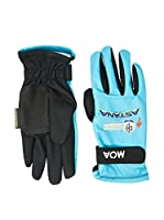 MOA FOR PROFI TEAMS Guantes Astana (Turquesa)