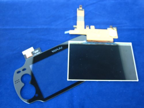 Sony Playstation Vita Psv Lcd Display + Touch Screen Digitizer Repair Part Replacement