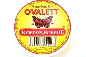 Pengembang Kue (Ovalett) - 0.42oz