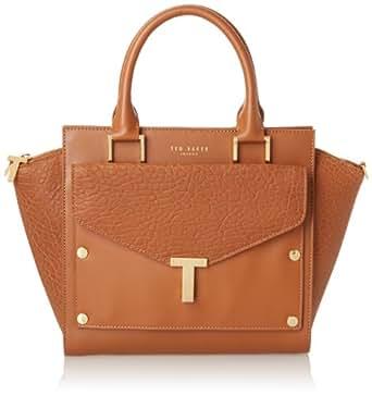 Ted Baker XA3W-XBN8-LAYALLY Shoulder Bag,Tan,One Size
