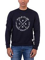 POLO CLUB CAPTAIN HORSE ACADEM Sudadera Pcha Sweatshirt (Azul Marino)