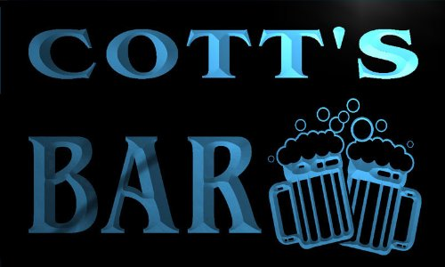 w034120-b-cott-name-home-bar-pub-beer-mugs-cheers-neon-light-sign-barlicht-neonlicht-lichtwerbung