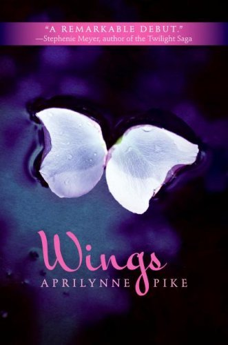 Currently Reading: Wings by Aprilynne Pike