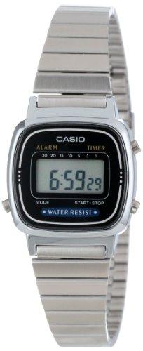 Casio Women'S La670Wa-1 Daily Alarm Digital Watch front-760093
