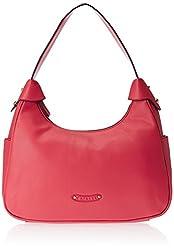Caprese Handbag (Coral) (HOKELMDCOR)