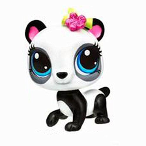 Littlest Pet Shop Special Edition Lei Yang Panda Figure #4022
