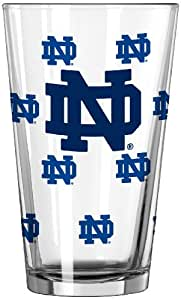 NCAA Notre Dame Fighting Irish Officially Licensed 16 Ounce Color Changing Pint Glass