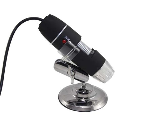500X Portable Usb Digital Microscope With 8 Led