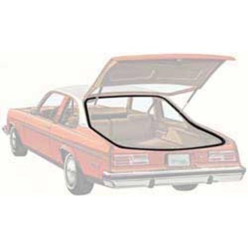 Buick Apollo/Skylark, Chevy Nova, Oldsmobile Omega Trunk Weatherstrip