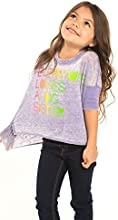 Chaser Girls Big Sister Kids Jersey Boxy Pullover