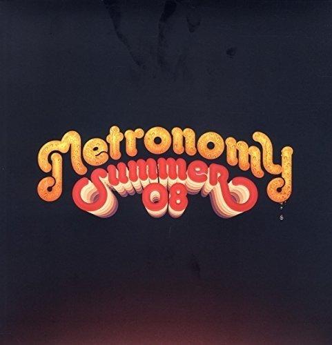 METRONOMY - SUMMER 08 (W/CD) (HK)