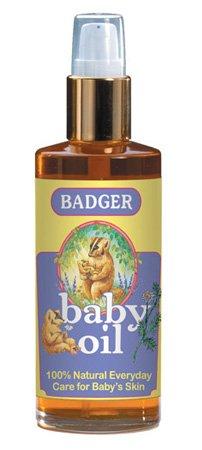 Baby Oil - 4 oz - Liquid