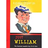 "Just William Box Set: ""Just William"", ""More William"", ""William Again"", ""William the Fourth""by Richmal Crompton"