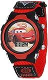 Disney Kids' CRS036T Cars gift tin set Watch