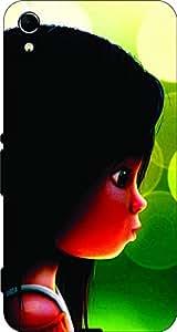 JOHN RICHARD UV PRINTED BACK COVER FOR Sony Xperia XA ARTICLE-46919