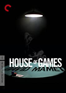Criterion Collection: House of Games [Import USA Zone 1]