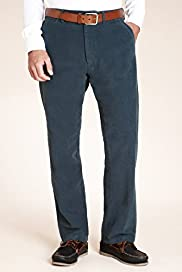 Blue Harbour Pure Cotton Moleskin Trousers