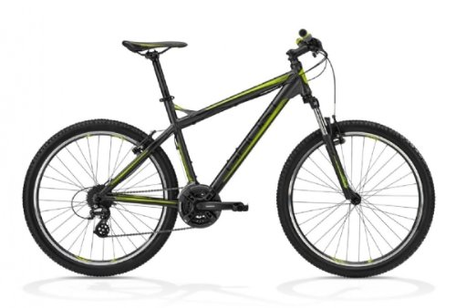 Ghost Mountainbike SE 1200 grey/black/lime