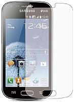 6 x Membrane Films de protection d'écran Samsung Galaxy Trend (GT-S7560 / S7562 / S7565i / S7572 Trend Duos) - Ultra clair autocollants, Emballage et accessoires