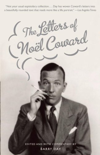 The Letters of Noel Coward (Vintage)