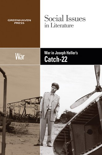a literary analysis of dehumanization in catch 22 by joseph heller A literary analysis of dehumanization in catch 22 by joseph heller pages 2 words 1,178 view full essay more essays like this: dehumanization, catch 22, joseph heller.