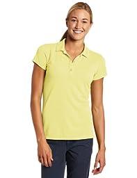 Columbia Women\'s Innisfree Short Sleeve Polo Shirt, Sunnyside, Small