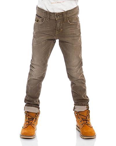 M C S Jeans 5 Pockets lehmbraun