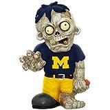 NCAA Michigan Wolverines Pro Team Zombie Figurine