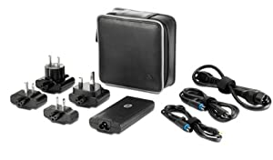 HP AU155AA Smart 65W International Travel AC Adapter