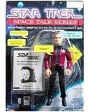 Star Trek Space Talk Series Captain Jean-Luc Picard Action Figure