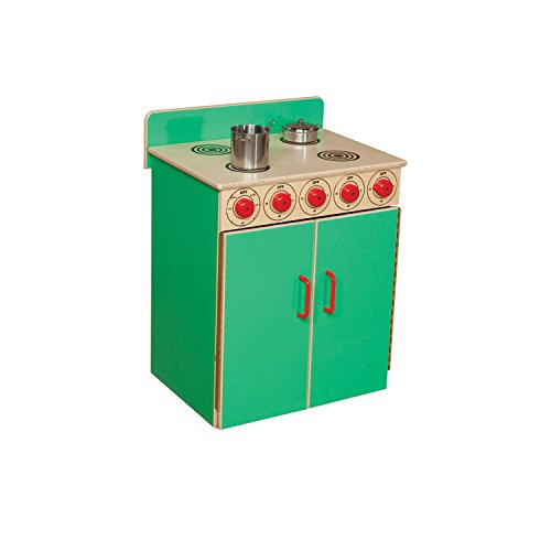 Slide In Electric Stove front-638639