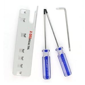 Kit herramientas desarme xbox 360 en España