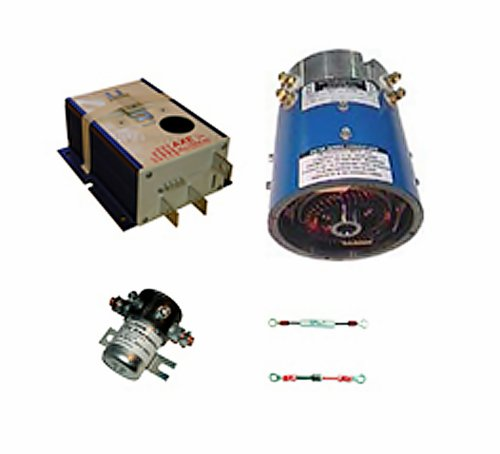 Electric Motor Kits For Golf Carts: Electric Golf Cart Motors