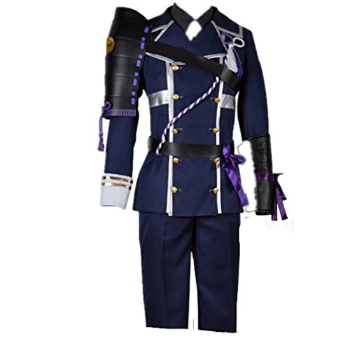 The Sword Dance Touken Ranbu Online cosplay costume Honebami Toushirou