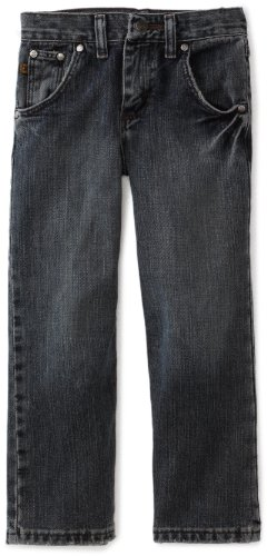 Wrangler Little Boys' Twenty X No. 33 Extreme Relaxed Fit Jean, Vintage Midnight, 5 Regular
