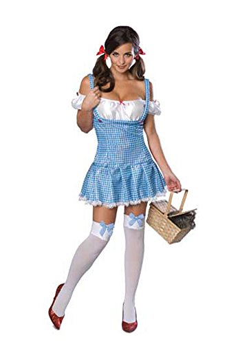 Wizard Of Oz Dorothy Adult Costume Md Halloween Costume