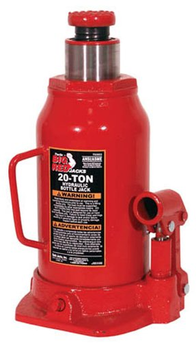 Review Of Torin T92003 20 Ton Hydraulic Bottle Jack