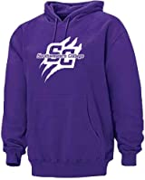 SC Cat Scratch Youth Hooded Sweatshirt Purple