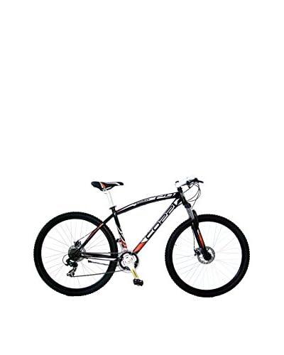 Coppi Bicicleta Mtb Aluminio Reaction Negro / Naranja