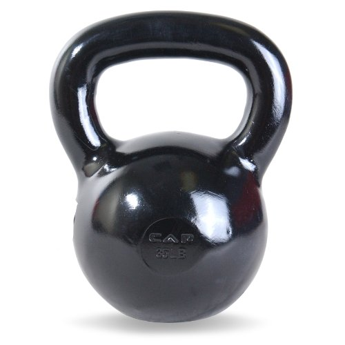 32% Off Cap Kettlebell 35-Pound  With Free Shipping