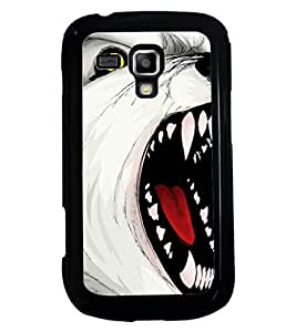 TOUCHNER (TN) Pussycat Back Case Cover for Samsung S3 Mini