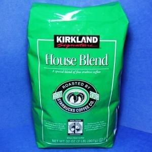 スターバックス コーヒー豆 ハウスブレンド907g 緑 レギュラーコーヒー