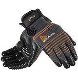 Ansell ActivArmr 97-009 Multipurpose Heavy Duty Gloves, Medium (1 Pair)