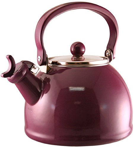 Reston Lloyd Calypso Basic 2.5 Qt. Whistling Tea Kettle